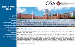 ICNP/AOM 2013