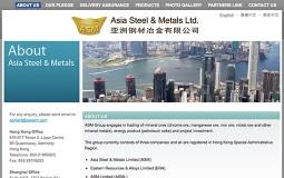 Asia Steel & Metals Ltd.